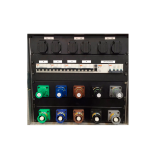 Infra De Corrent Powerlock IN 4-63A Out